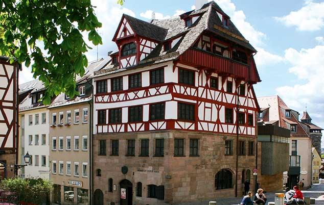Casa lui Albrecht Durer
