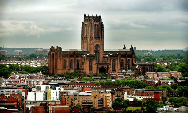 Catedrala Anglicana Liverpool