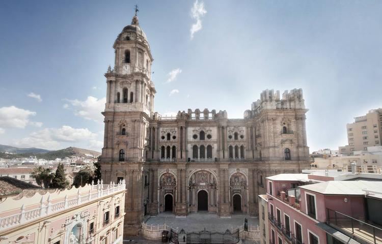 Catedrala din Malaga