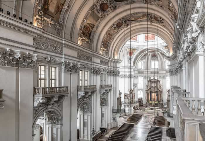 Catedrala sau Domul din Salzburg