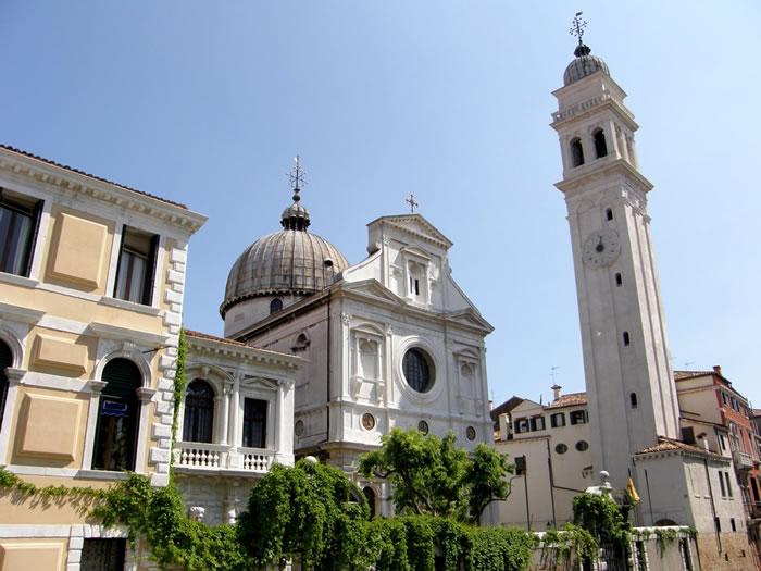 bisericii San Giorgio dei Greci
