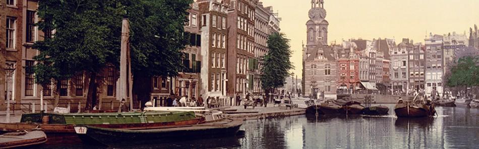 Bilete de avion Bucuresti – Amsterdam
