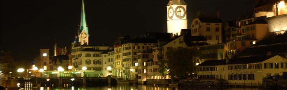 Bilete de avion Bucuresti – Zurich